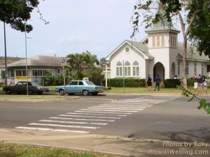 Ewa Community Church on LOST