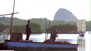 Molii Pond on LOST