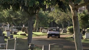Oahu Cemetery on LOST