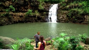 Waimea Valley on LOST